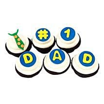 The DAD Cupcakes: Fathers Day Gifts Noida