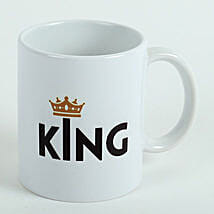 The King Mug: Gifts for Boyfriend