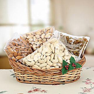 Treasure of Memories: Christmas Baskets