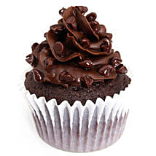Tripple Chocolate Cupcakes: Cupcakes