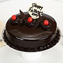 Truffle Cake For Fathers Day: Fathers Day Cakes