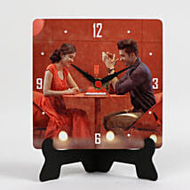 Unique Personalized Table Clock: All Gifts For Valentine's Day