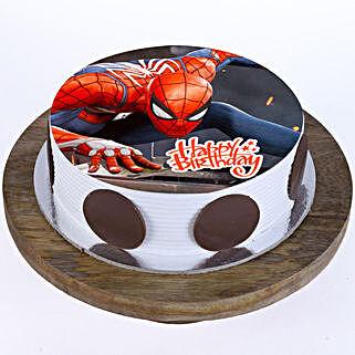 Spiderman Cake: Spiderman Birthday Cakes