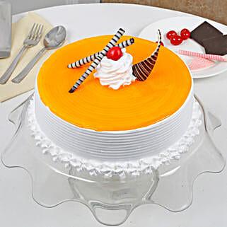 Yummy Mango Cream Cake: Mango Cakes to Bhopal
