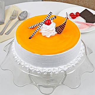 Yummy Mango Cream Cake: Mango Cakes to Kolkata