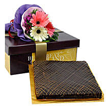 Caramel Brownie Cake: Cake Delivery in Malaysia