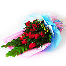 Exemplary Rose Bouquet: Send Flowers to Malaysia