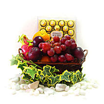 Fruits N Chocolates: Ramadan Gifts to Malaysia