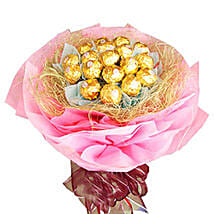 Nest Of Ferrero Rocher: Ramadan Gift Delivery in Malaysia
