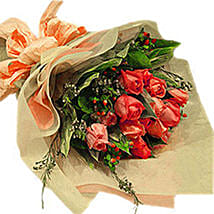 Rare Elegance Bouquet: New Year Gifts Delivery In Malaysia