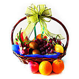 Sweet Seasonal Fruits: Get Well Soon Gifts to Malaysia