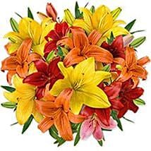 Copacabana MURT: Send Flowers to Mauritius