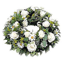 Funeral Wreath: Love and Romance Gifts to Nepal