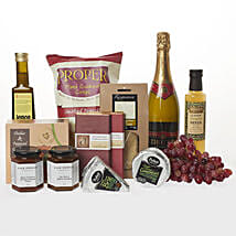 Celebratory Moments Hamper: Corporate Hampers to New Zealand