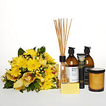 For A Fragrant Home: Gift Baskets to New Zealand