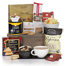 Gourmet Delights Hamper: Christmas Gifts Delivery In New Zealand
