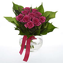 Pretty Pink Roses: Order Anniversary Flowers in New Zealand