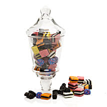 Sweet Licorice Jar: Rakhi Gifts For Sister in New Zealand