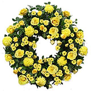 Contemporary Wreathpak pak: Send Flowers to Pakistan