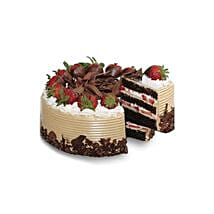 Choco n Strawberry Gateaux: Send Christmas Cakes to Philippines