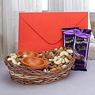 Super Classy Hamper: Send Diwali Gifts to Philippines