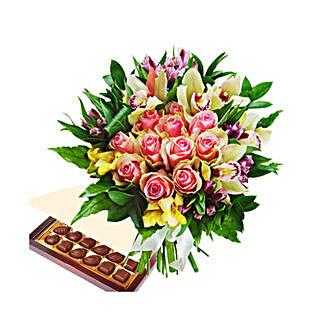 Burst Of Romance with Chocolates: Ramadan Gifts to Qatar