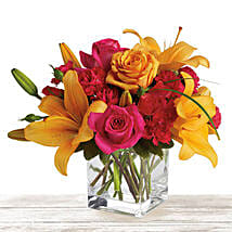 Shining Love: Lilies Delivery in Qatar