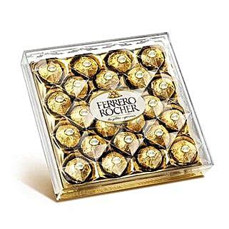 Yummy Ferrero Rocher: Bhai Dooj Gifts to Qatar