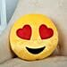 Love Emoji Cushion