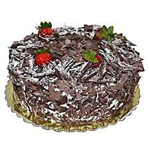 1 Kg Blackforest Cake: Father's Day Gifts to Saudi Arabia