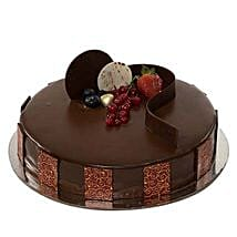 Chocolate Truffle: Valentines Day Cakes in Saudi Arabia