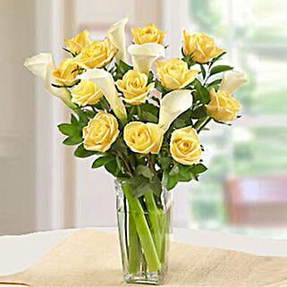 Fun N Festive Bouquet: Birthday Flower Delivery In Saudi Arabia