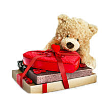 With All My Heart Gift Set: New Year Gifts Delivery In Saudi Arabia