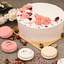 5in Round Red Forest Cake: Cake Delivery Singapore