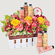 Crabtree and Evelyn Hand Care Hamper: Gift Hampers to Singapore