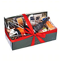 Decadent Cheese Hamper