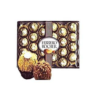 Ferrero Fantasy: Send New Year Gifts to Singapore