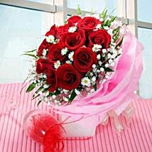 Multi wrapped Roses: Send Flowers to Singapore