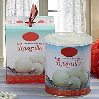 Squeeze It Rasgullas: Bhai Dooj Sweets to Singapore