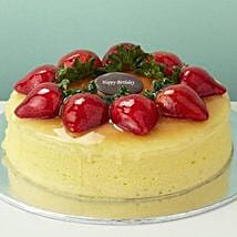 Strawberry Cheesecake: Singapore Cake Delivery