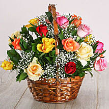 Country Mixed Rose Display: Gift Delivery in South Africa