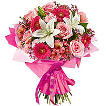 Pink Blush: Mother's Day Flowers in South Africa