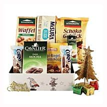 Sweet Moments Diabetic Gift Basket: Corporate Gifts to Spain