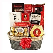 The Sweetvaganza Gift Basket: Gift Delivery in Switzerland