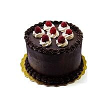 Raspberry n Chocolate Cake: Ramadan Gifts to Thailand