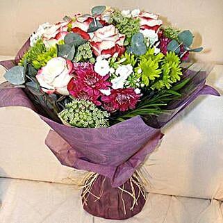 Amalgamation of the Nature: Send Flower & Cakes to Abu Dhabi
