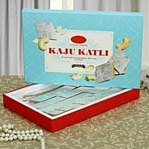 Box of Kaju Katli: Sweet Delivery in UAE