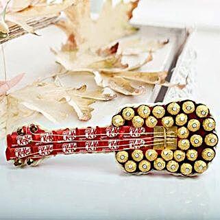 Chocolate Guitar: Best Chocolates in Dubai, UAE