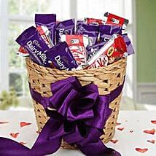 Chocolaty Treat: Dubai Gift Basket Delivery