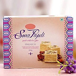 Crispy Soan Papdi: Diwali Sweets to UAE